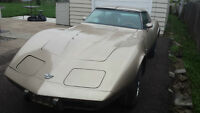 "1978 Silver Anniversary Corvette ""Price Reduced"""