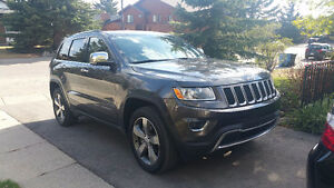 2015 Jeep Grand Cherokee Limited Fully Loaded