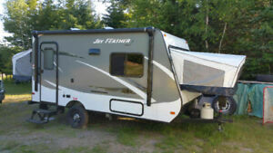 2016 Jayco Jay Feather 7 single axle camper