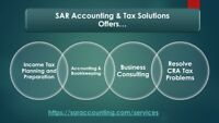 Business Bookkeeping and tax Services
