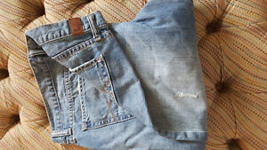 Abercrombie and Fitch jeans, sz 12, rugged Oakville / Halton Region Toronto (GTA) image 2