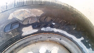 Brand new spare tire and rim London Ontario image 1
