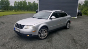 2004 Volkswagen Passat 1.8t 5 speed