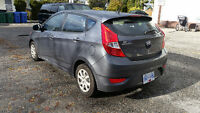 2012 Hyundai Accent *2 sets of tires*