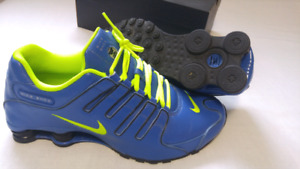 Nike shox iD, taille 10.5, homme