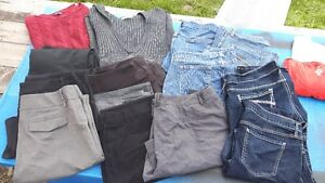Lot of womens clothing xl
