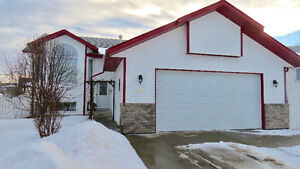 Home in Penhold with big pie lot and RV parking