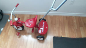 Radio Flyer Tricycle like new