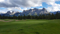 Canmore Golf Course - Grounds Maintenance