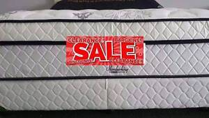 STOCKTAKE SALE!! LUXURIOUS SUPERSOFT MATTRESS TOP QUALITY WA MADE Cloverdale Belmont Area Preview