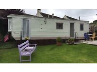 CARAVAN HOLIDAY LET