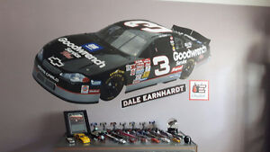 Brand new Dale Earnhardt decal wall stickers