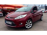 2010 Ford Fiesta 1.4 TDCi Zetec 5dr Manual Diesel Hatchback