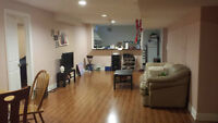2 Bedroom Basement Apartment Available September 1.Bayview/16th