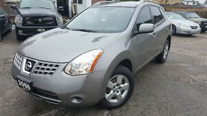 2009 Nissan Rogue S - AWD SUV, Crossover - CERTIFIED & E-TESTED!