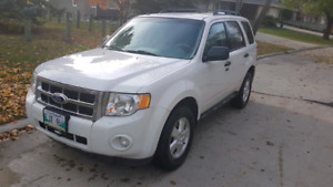 2012 Ford Escape XLT SUV V6