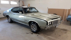 1972 Oldsmobile Cutless