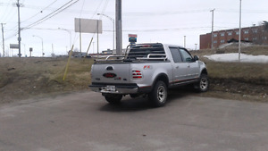 Ford F150 4X4 2002