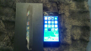 I PHONE 5 16 GB NOIR