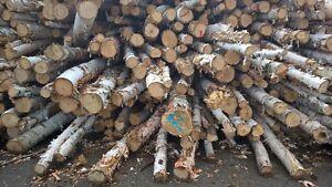 bois en longueur - bois de chauffage