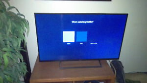 SONY 49INCH 4K HDR SMART TV