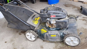 yardworks self propelled lawn mower manual