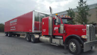 AZ FLATBED DRIVERS --US DIVISION---MONTREAL RUNS---CITY----SHUNT