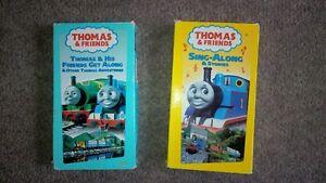 kids VHS Thomas the Train movies Cambridge Kitchener Area image 1