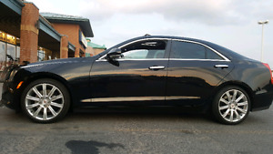 2013 CADILLAC ATS PREMNIUM LUXURY ...PRIVATE 1 TAX.