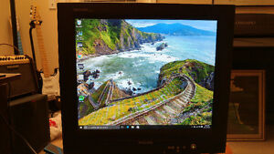 Philips Brilliance 180P LCD Monitor