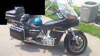 Awesome running GOLD WING driven daily low KM