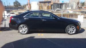 2015 Cadillac ATS Sedan Luxury