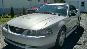 Ford Mustang 2004 40ième anniversaire convertible