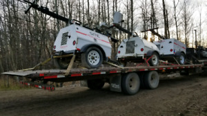Light towers for sale