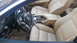 It is a nice drive 2008 bmw rear wheel drive  negotiated