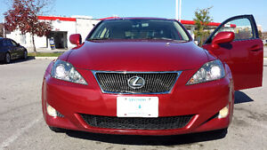 2008 Lexus IS 250 AWD Premium w/ Heated & Cooled Seats