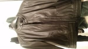 Daniel Leather Bikers Jacket
