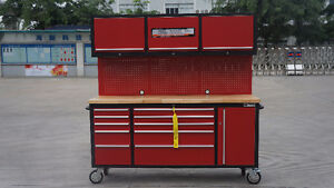 ALL NEW STAINLESS STEEL TOOL CABINETS AT ADESA KITCHENER AUCTION
