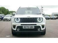 2020 Jeep Renegade 1.3 T4 GSE S 5dr DDCT Auto FourByFour petrol Automatic
