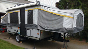 Reduced!  - Tent Trailer - 2012 Palomino Traverse Denali