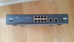 CISCO LINKSYS RV082 10/100 8-PORT VPN ROUTER