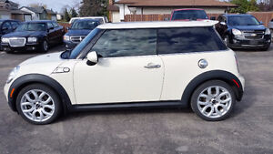 2008 MINI Mini Cooper S Hatchback