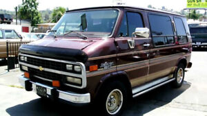 Wanted: Chevy G20 Van  Parts 1990