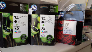 Free HP and Epson printer Ink -Encre pour imprimante HP et Epson