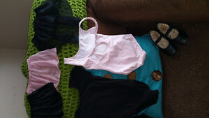 Dance Wear for age4-6 size 10.5 tap shoes St. John's Newfoundland image 3