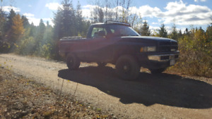 1994 Dodge Ram 1500 4x4 shorty