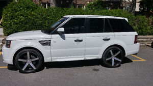 2011 Land Rover Range Rover autobiography super charge