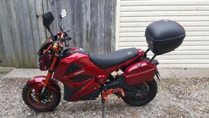Daymak EM1 electric bike for sale