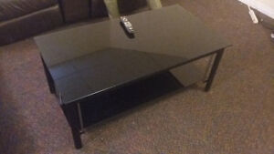 42 inch lg tv ...TV Stand and coffee table