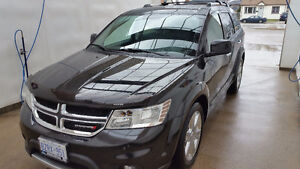 2012 Dodge Journey RT - AWD SUV - LEATHER, SUNROOF, NAV